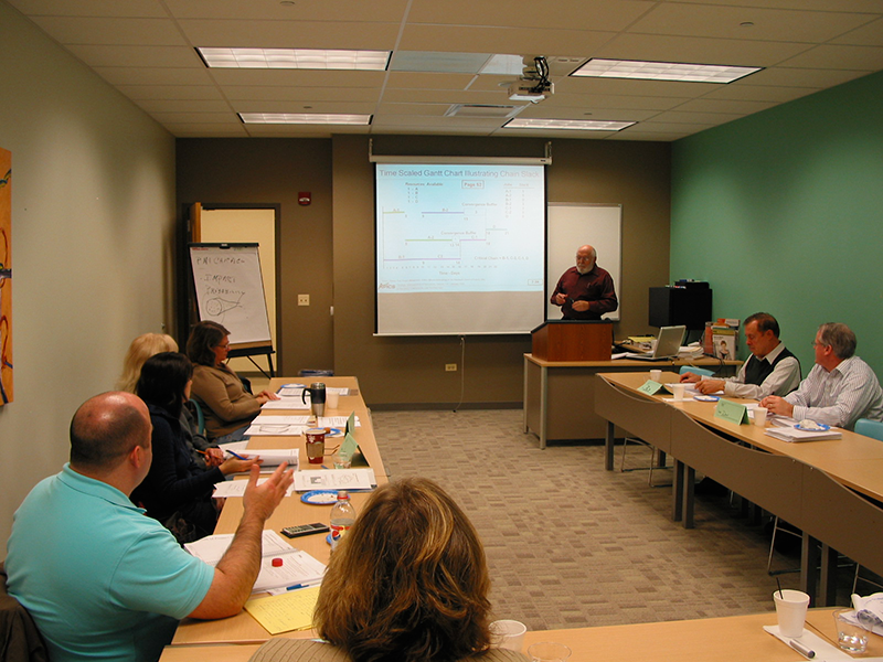 Breakout Room at Shah Center in Mchenry, IL