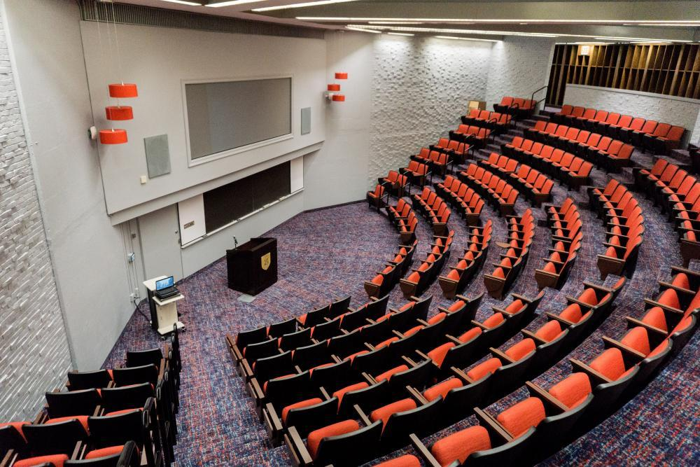 Spiro Hall Lecture Hall
