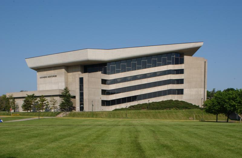 Stephens Auditorium - Seating for up to 2700