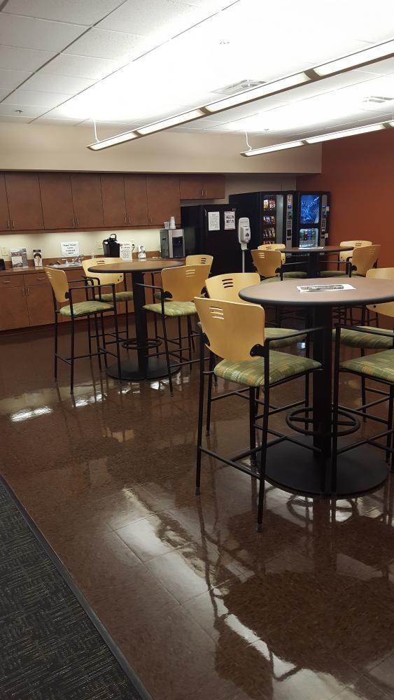 IWU Student/Guest Lounge Vending/Kitchen