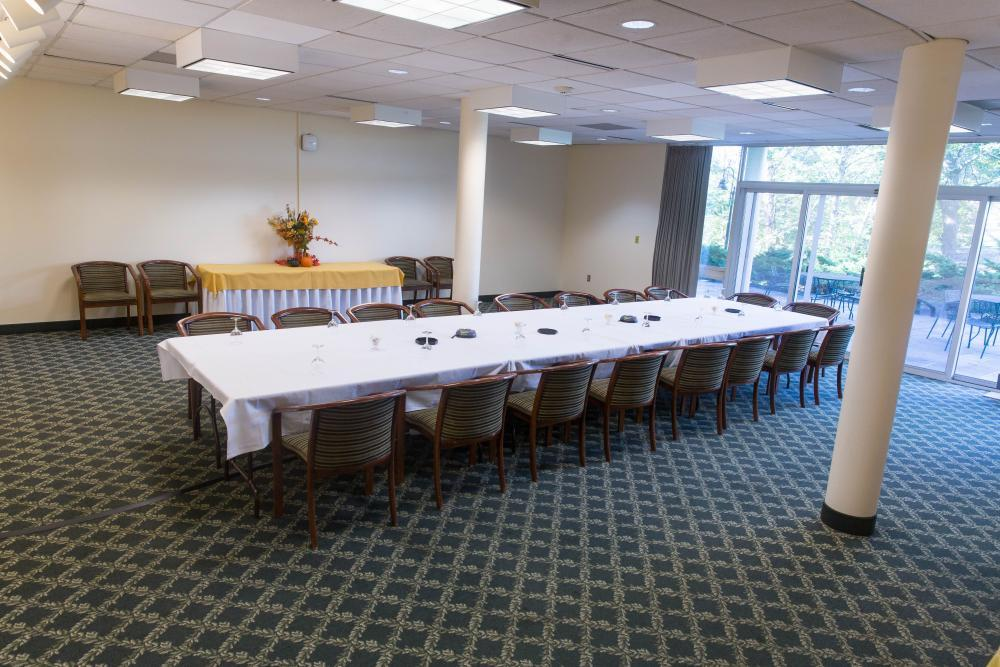 Willits-Hallowell Center Board Room