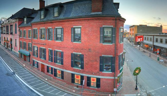 The Music Hall - Downtown Portsmouth, NH
