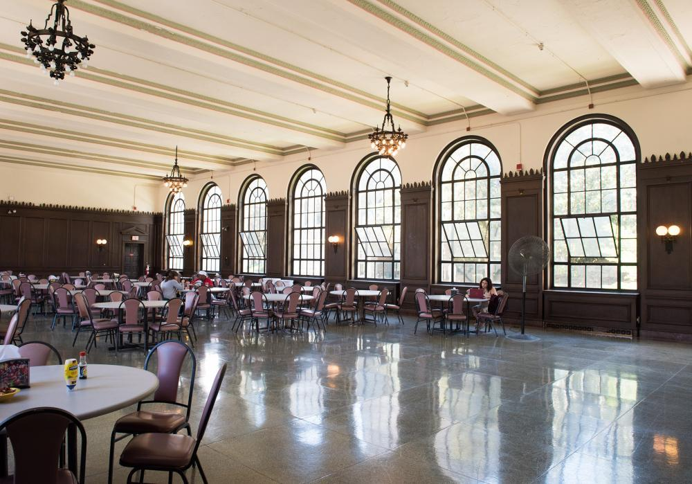 Alumnae Hall - Group Dining