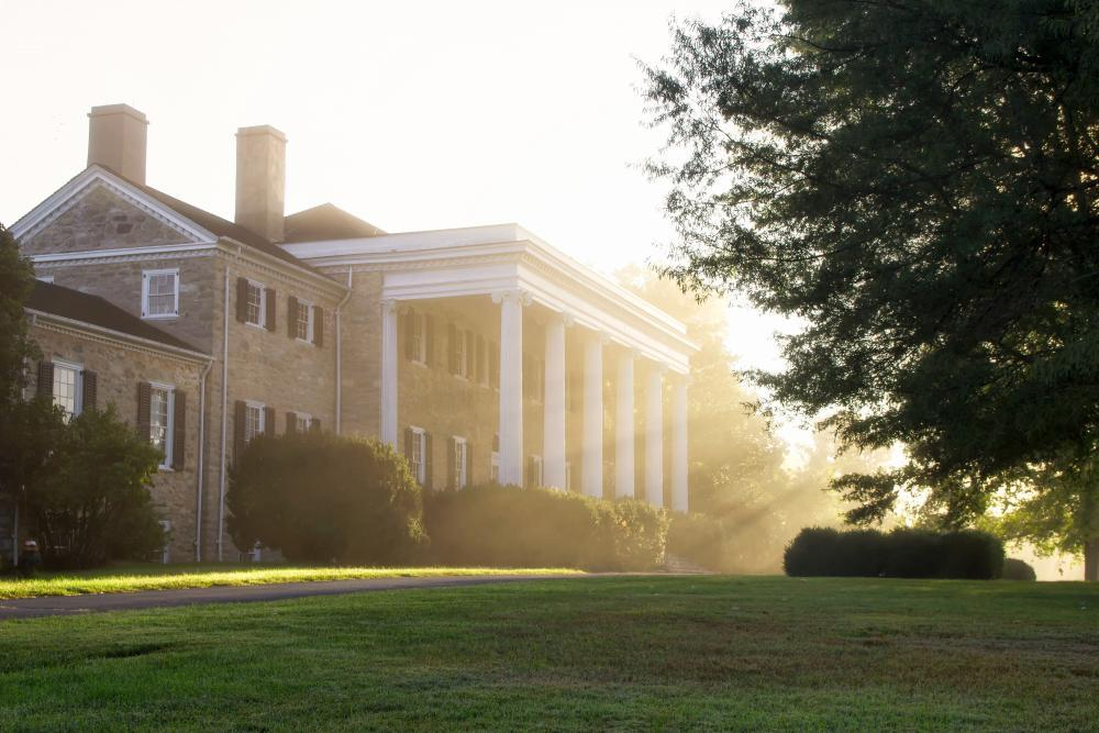 The Carter Hall Conference Center warmly welcomes you