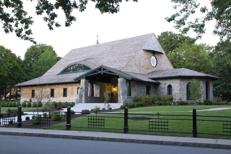 Our Lady of Mercy Chapel