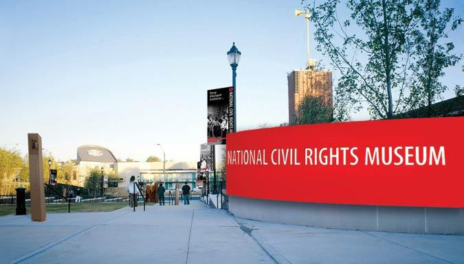 Welcome to the National Civil Rights Museum