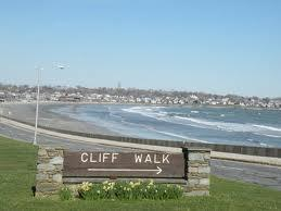 The World Famous Cliff Walk and Easton's Beach