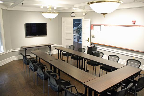 Rutgers University Inn Meeting Rooms