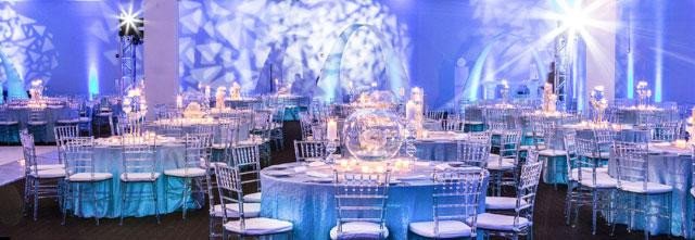 Our Event Center is the perfect place to host your next large scale event!
