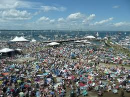 The Newport Jazz and Folk Festival