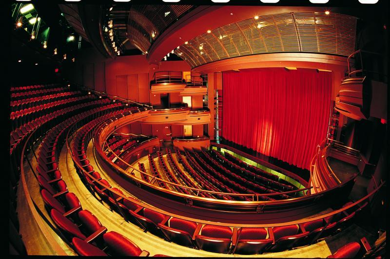 Performance venues can become Program venues at The Clarice.
