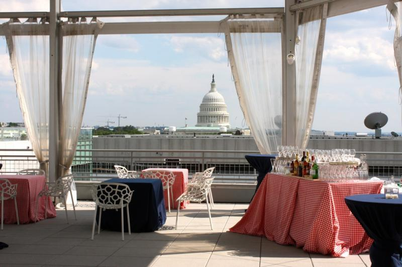 South Terrace Capitol View
