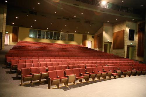 SDSU's Don Powell Theatre