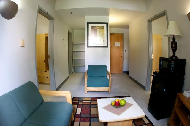 Residence Hall Suite