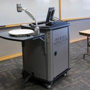 conference space technology cart