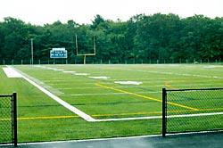 Umass Dartmouth Football Field