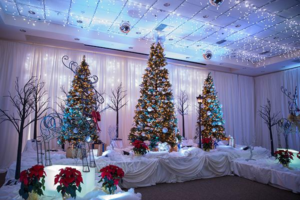 Festive Winter Wonderland Year-End Event Package