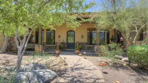 Beauiful Scottsdale / Cave Creek Tuscan Vacation Rental.
