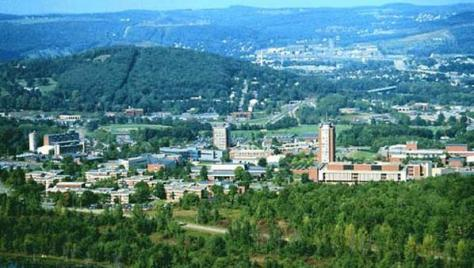 Binghamton University - Upstate New York