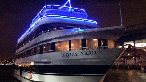 Smooth Sailing Celebrations Aqua Azul Yacht