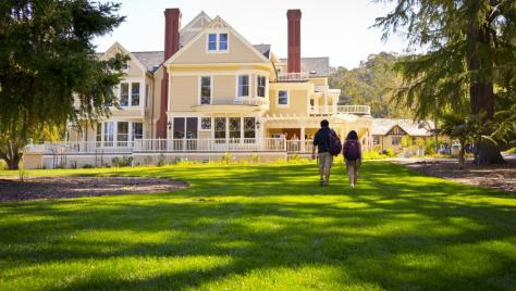 Edgehill Mansion at Dominican University of California