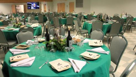 Unity College Center for the Performing Arts - Banquet Room