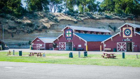 Kittitas Valley Event Center historic barns