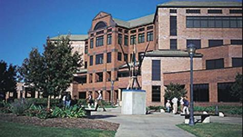 Alumni Memorial Union meeting facility