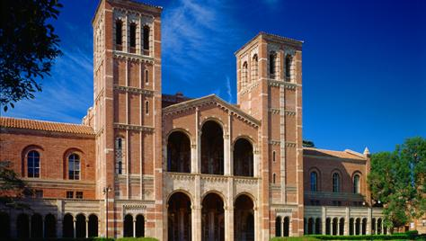 Royce Hall - Campus Landmark