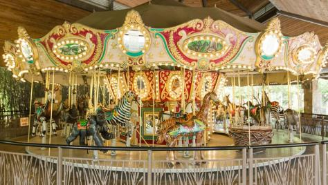 Endangered Species Carousel