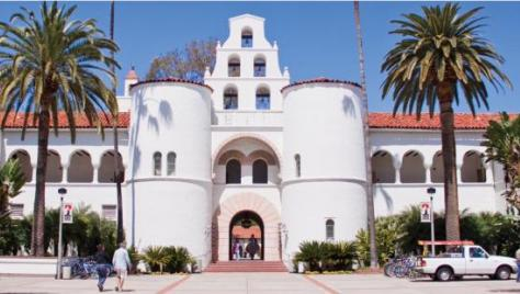 SDSU's Historic Hepner Hall