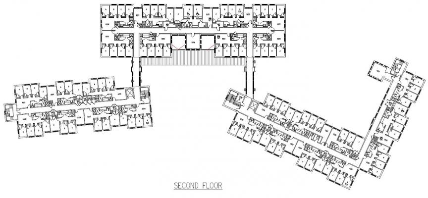 Buchanan Hall Floor Plan