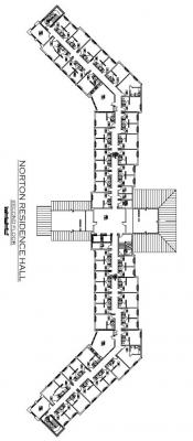 Norton Road Hall Floor Plan