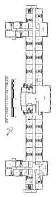 Reynolds Hall Floor Plan
