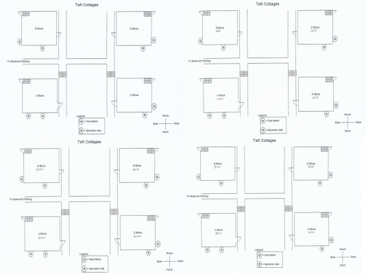 Taft Cottages Floor Plan