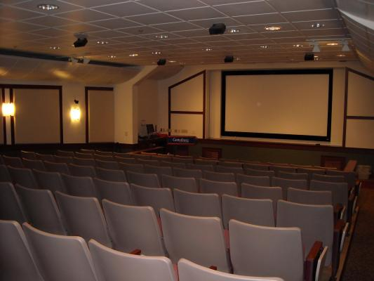 Joseph Theater Screen View