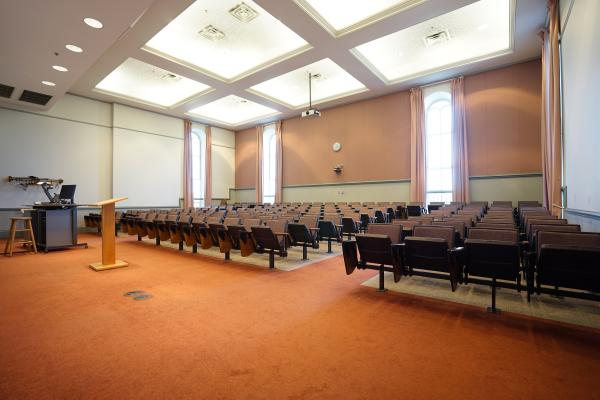 Blanchard Lecture Hall