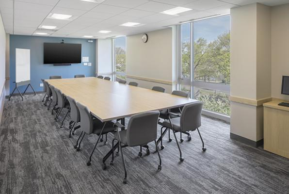George Sherman Union- Conference room