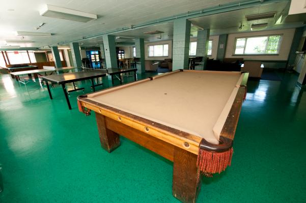 Jasper Hall - 2nd Floor Game Room