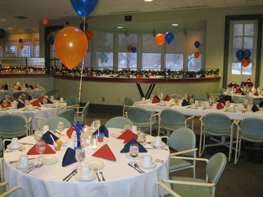 Specialty Dining Party