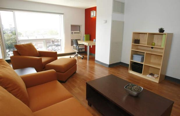Common Area-Temple Towers Apartment