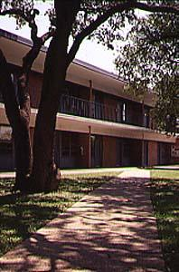 Murchison Residence Hall