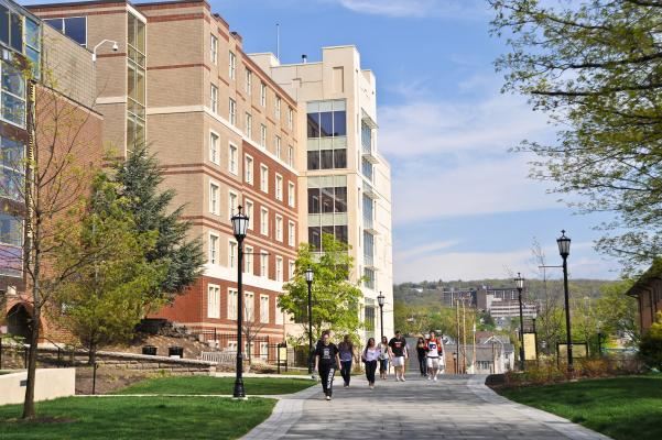 Condron Hall, suite-style accommodations, residence halls