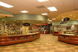 West Campus - Linkins Dining Center