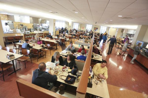 dining, fresh food, dining hall, catering