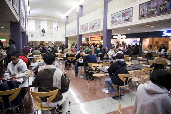 Stamp Union Food Court