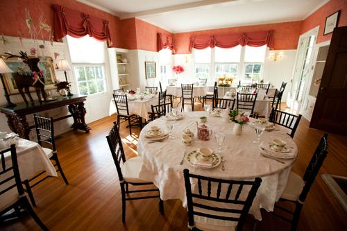 The Rosemont Dining Room