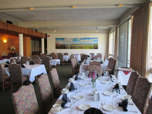 Smith Dining Room- Willits-Hallowell Center
