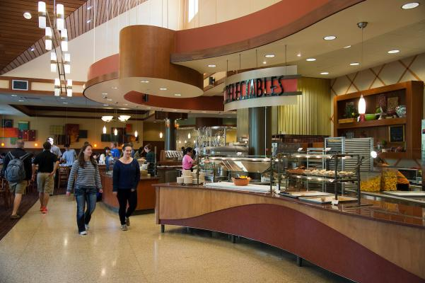 Wiley Dining Court