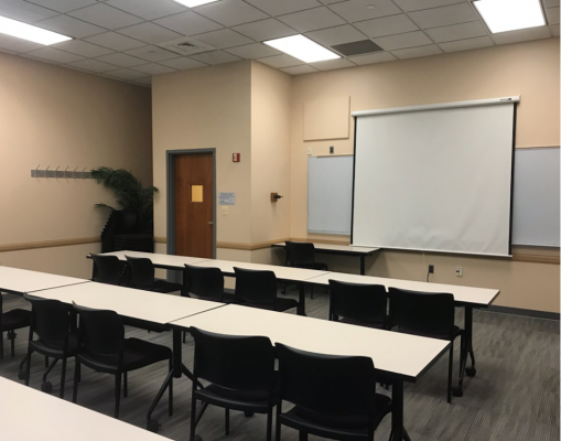 Verizon Auditorium Conference Room 110A